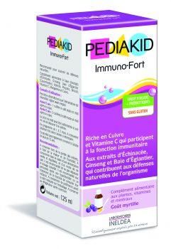 Immuno Fort, sirop natural pentru copii