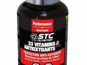 STC Nutrition 33 Vitamine & Antioxidanti, flacon 90 cp
