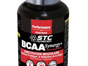 STC nutrition BCAA Synergy+ flacon 120 cp