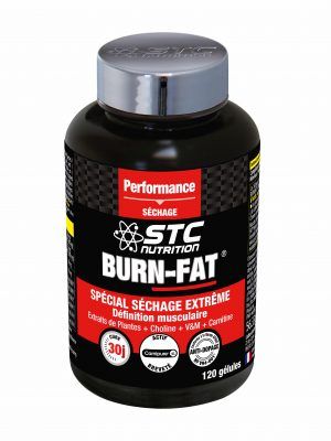 STC Nutrition, Burn Fat capsule
