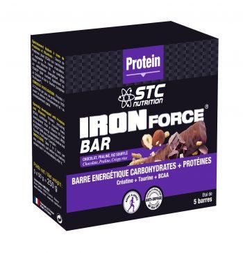 Iron Force, cutie a 5 batoane