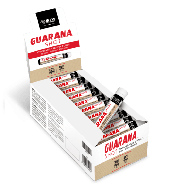 guarana shot STC Nutrition