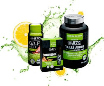 STC Nutrition, control greutate