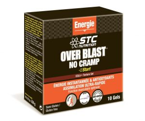 gel overblast no cramp
