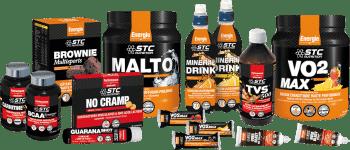 STC Nutrition performanta, energie, rezistenta, anduranta