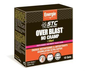 gel energizant anti crampe, antioxidanti