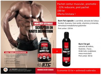 STC NUtrition, Burn Fat
