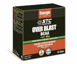 STC Nutrition, Gel Overblast BCAA LD Ultra