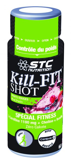 STC NUtrition Kill Fit shot